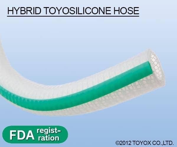 hybird toyosilicone hose