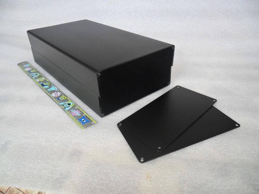 กล่องอลูมิเนียม ขนาด 80x160x300 มม.