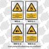 ป้ายระวังอันตรายจากเครื่องจักร WS10-WS10-3