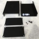 กล่องอลูมิเนียมขนาด 55x106x150 มม.