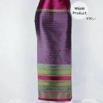 tnc_1060 ผ้าไหม ผ้าซิ่นล้านนา กว้าง 1.00 ม. ยาว 1.80 ม. ราคา 490 บาท