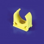 Mounting Clip ตัวยึดท่อ สีเหลือง