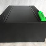 กล่องอลูมิเนียมสีดำ ขนาดใหญ่มาก (130×260×360 มม.)