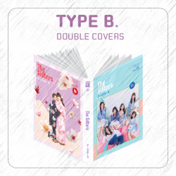 "BNK48 1st Photobook ""The Sisters"" TYPE B"