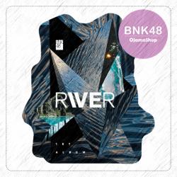 "CD BNK48 1st Album ""RIVER""「Box + Booklet + CD + DVD + 2-Shot + Photo」"