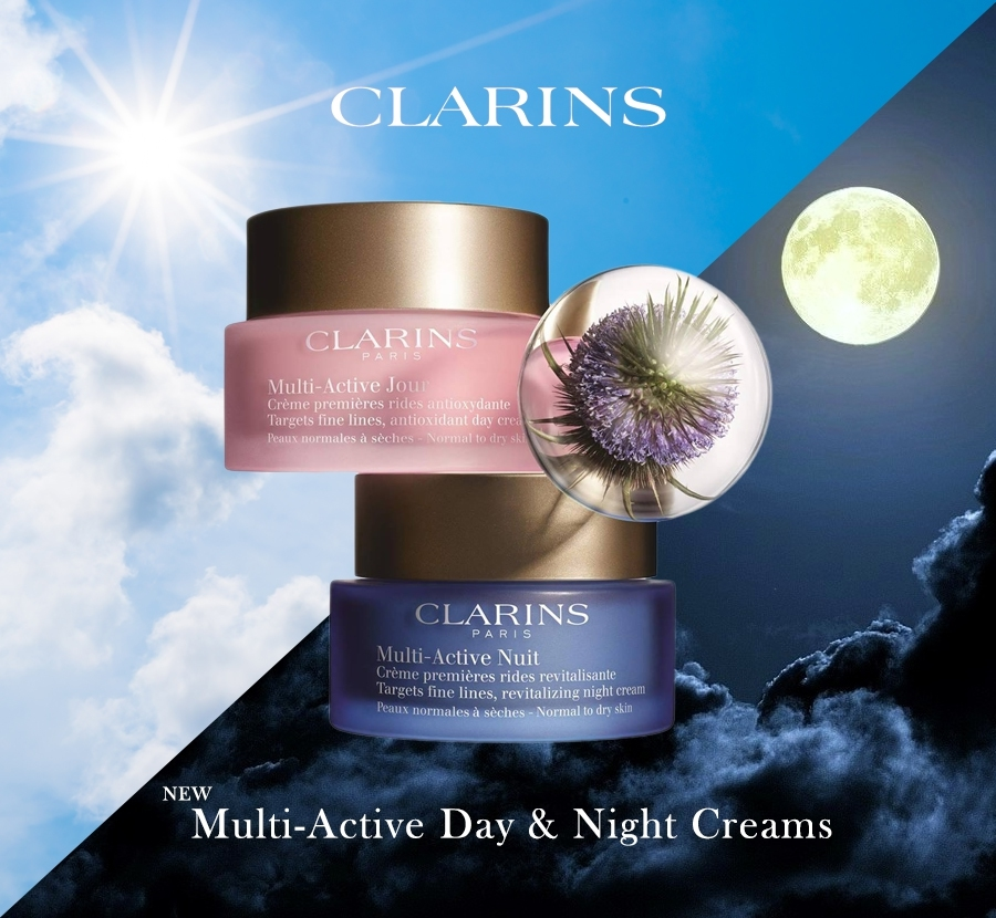CLARINS, CLARINS Multi-Active Jour Targets Fine Lines Antioxidant Day Cream, CLARINS Multi-Active Jour Targets Fine Lines Antioxidant Day Cream รีวิว, CLARINS Multi-Active Jour Targets Fine Lines Antioxidant Day Cream ราคา, CLARINS Multi-Active Jour Targets Fine Lines Antioxidant Day Cream 15 ml., CLARINS Multi-Active Jour Targets Fine Lines Antioxidant Day Cream 15 ml.,