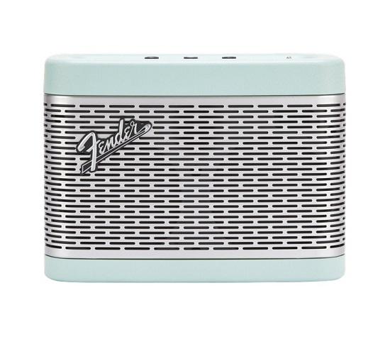 FENDER ลำโพง Bluetooth Streaming Speakers รุ่น Newport (สีฟ้า)